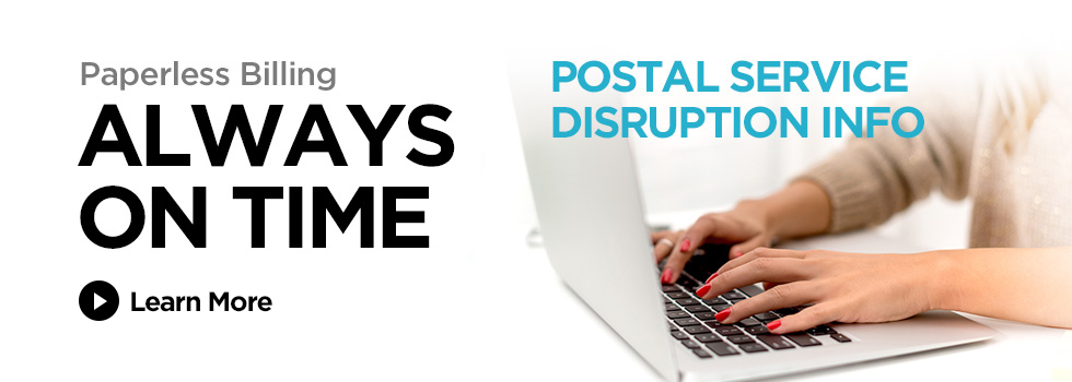 Postal Disruption