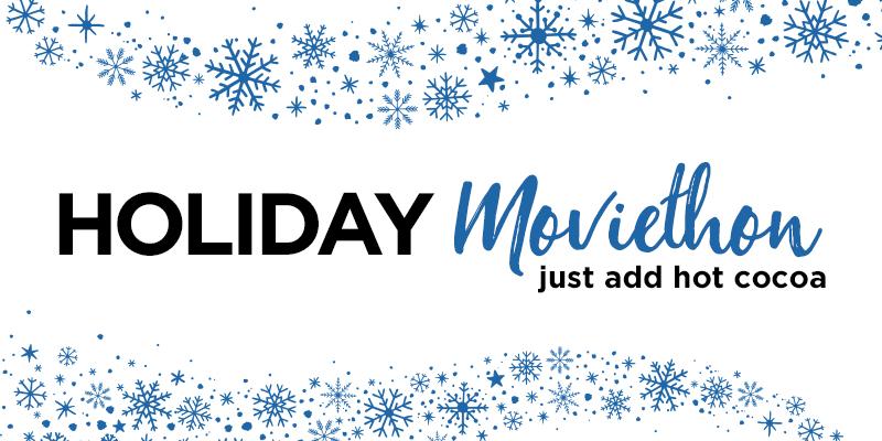 Westman Holiday Moviethon